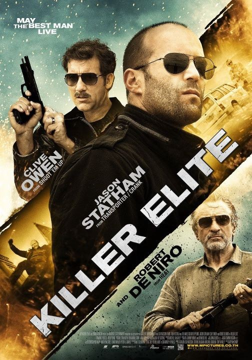 Killer Elite (2011) movie