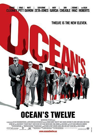 Ocean 12 (2004) movie