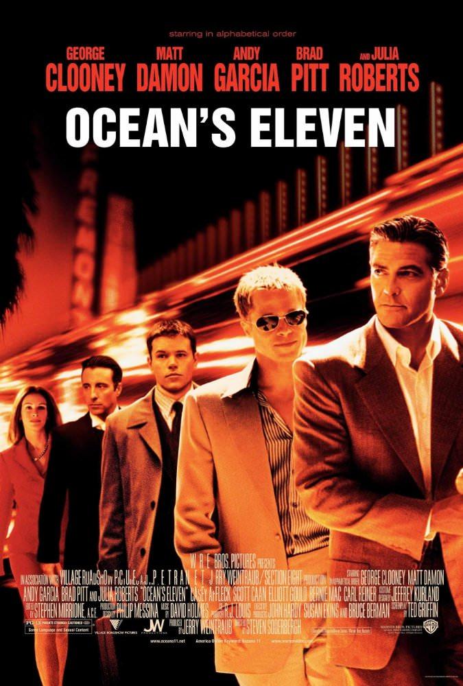 Ocean eleven movie