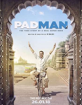 Padman (2018) Hindi Movei Pre-DVDRip Download