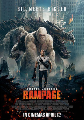 Rampage 2018 Hindi Dubbed