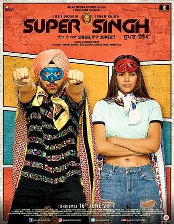 Super-Singh-2017 punjabi