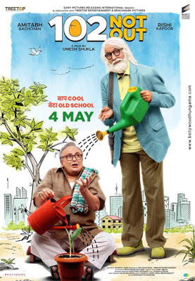 102 Not Out 2018 Hindi Pre-DVDRip 1.5Gb x264