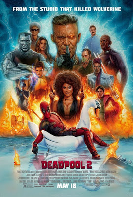 Deadpool 2 2018 Eng 720p TSRip 800mb