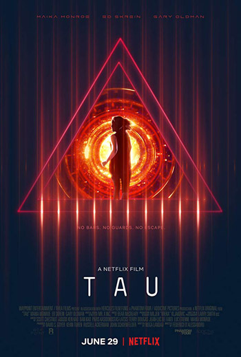 Tau (2018) English