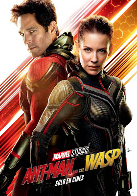 Ant-Man and the Wasp 2018 Dual Audio HDCAM 1Gb