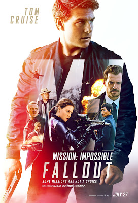 Mission Impossible Fallout 2018 Dual Audio 720p