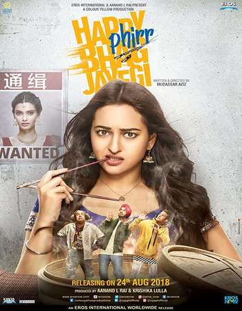 Happy-Phirr-Bhag-Jayegi-2018-Full-Hindi-Movie-Download-HD
