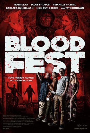 Blood Fest (2018) English