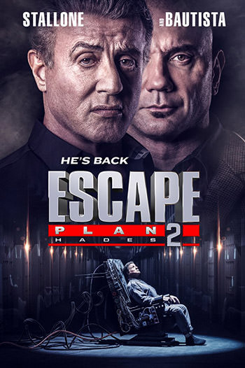 Escape Plan 2 Hades (2018) 720p Dual Audio