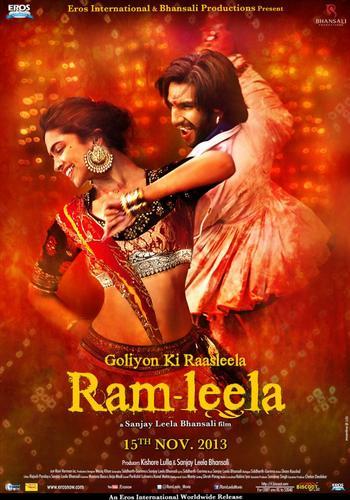 Ram-Leela 2013 Hindi 720p BRRi