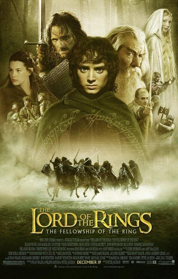 The Lord of the Rings 1 The Fellowship of the Ring (2001)