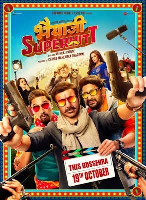 Bhaiaji Superhit 2018 Hindi Movie Pre-DVDRip 1.4Gb Download