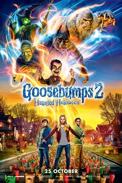 Goosebumps 2 2018 Dual Audio 720p HDCAM 1Gb x264
