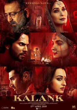 Kalank (2019) movie