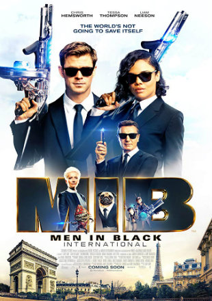 Men in Black International (2019) 720p Dual Audio