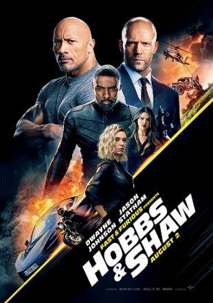 Fast & Furious Presents Hobbs & Shaw (2019)