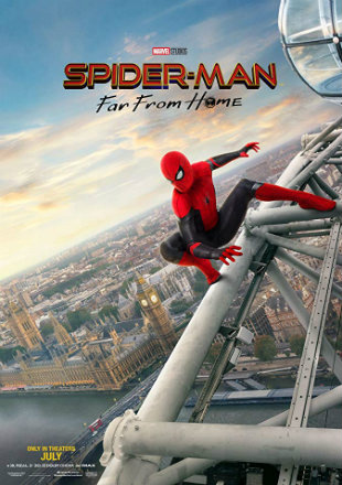 Spider-Man Far from Home (2019) 720p Dual audio