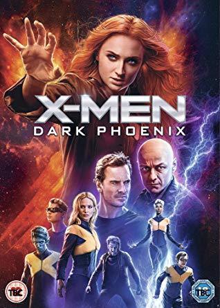 X-Men Dark Phoenix (2019) 720p Dual Audio
