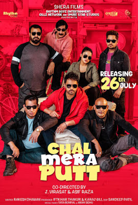 Chal Mera Putt 2019 Punjabi 720p WEB HDRip 1Gb x264