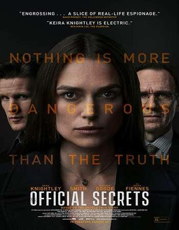 Official Secrets (2019) 720p English