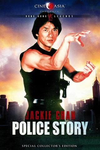 Police Story (1985) 720p Dual Audio