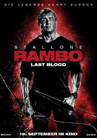 Rambo Last Blood (2019) 720p Dual Audio