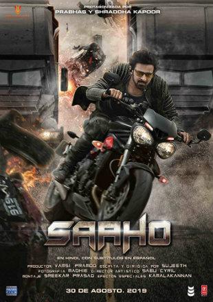 Saaho 2019 movie hindi