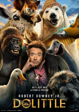 Dolittle (2020) 720p Hindi Dubbed