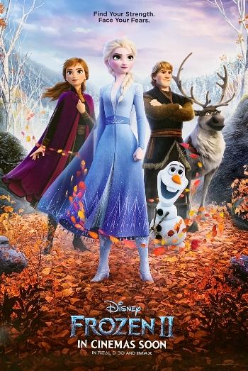 Frozen 2 (2019) dual audio