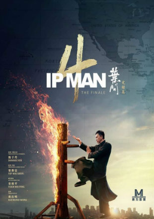 Ip Man 4 The Finale (2019) 720p Hindi Dubbed