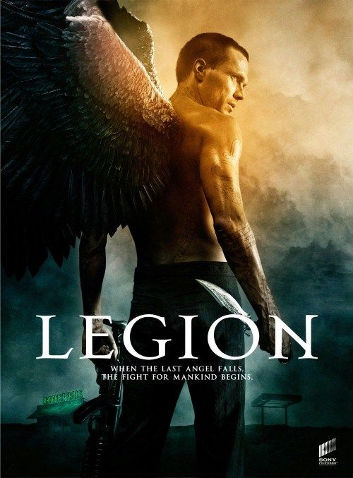 Legion (2010) movie