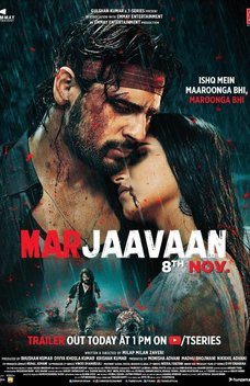 Marjaavaan (2019) movie hindi