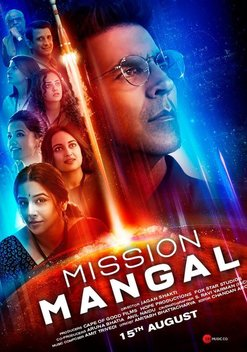 Mission Mangal (2019) movie