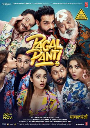Pagalpanti (2019) 720p Hindi