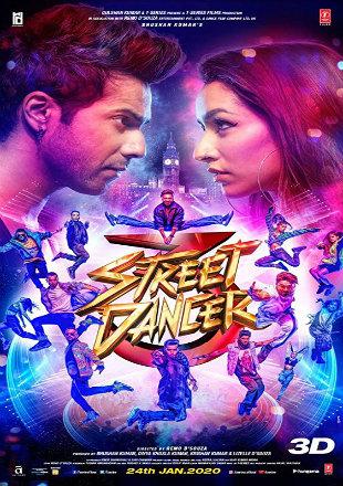 Street Dancer 3D 2020