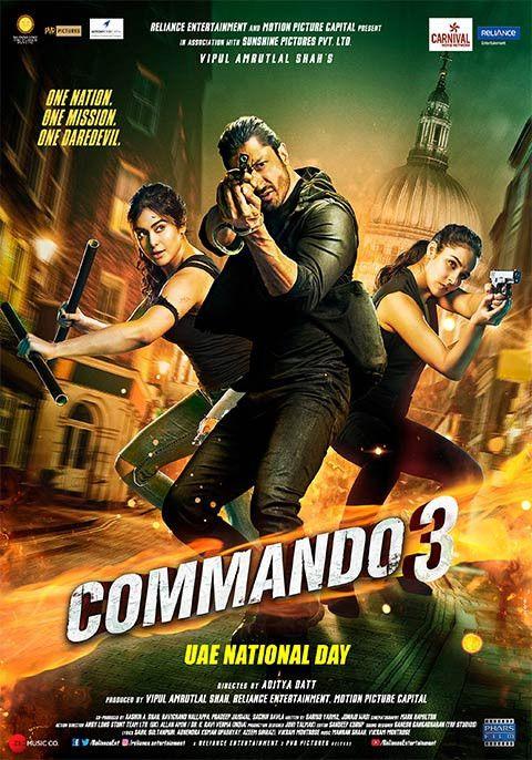 Commando 3 2019 movie donwload