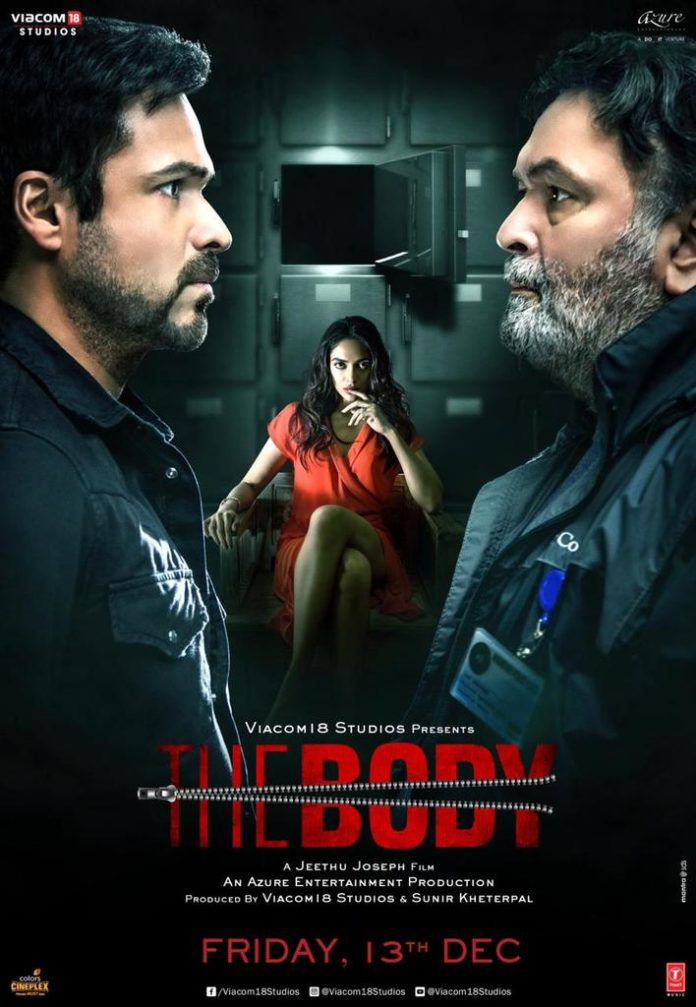 The Body (2019) hindi movie