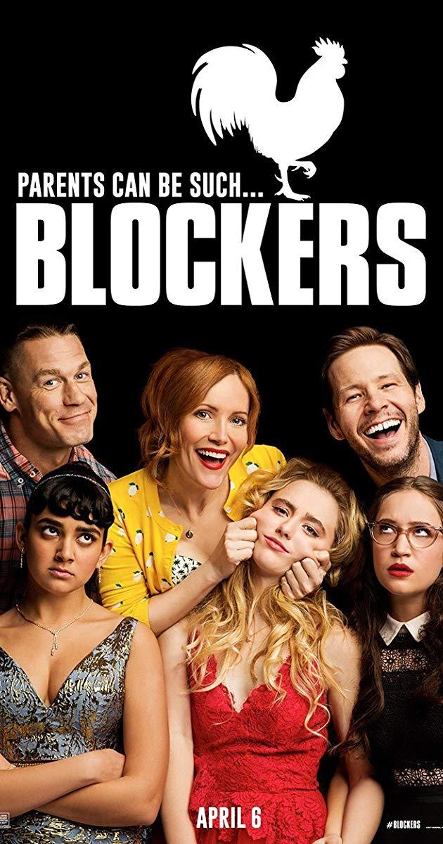 Blockers 2018 movie