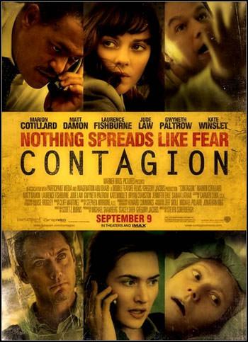 Contagion 2011 movie