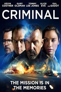 Criminal (2016) 720p Dual Audio