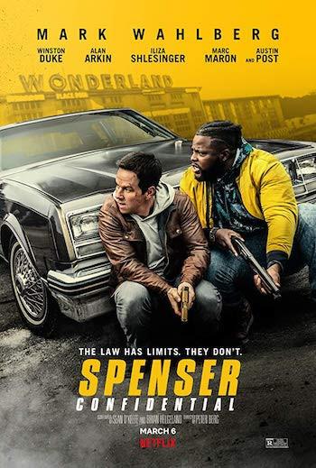 Spenser Confidential movie download
