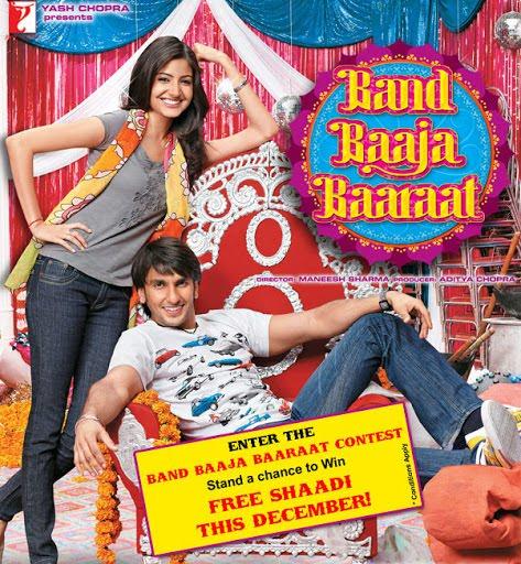 Band Baaja Baaraat (2010) 480p Hindi 300mb