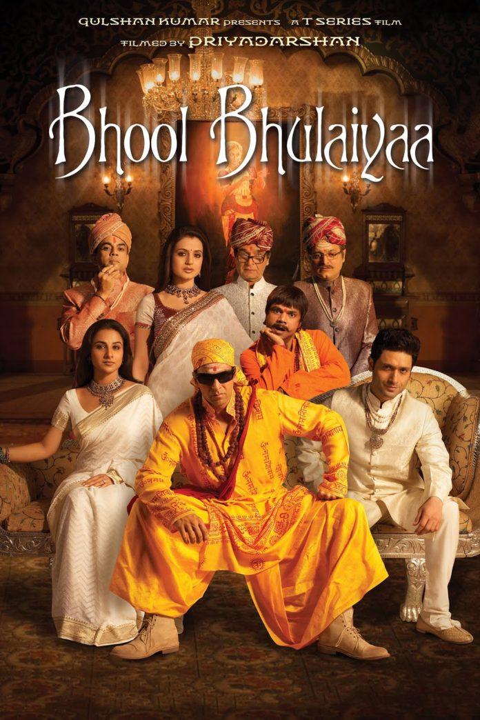 Bhool Bhulaiyaa 2007 movie