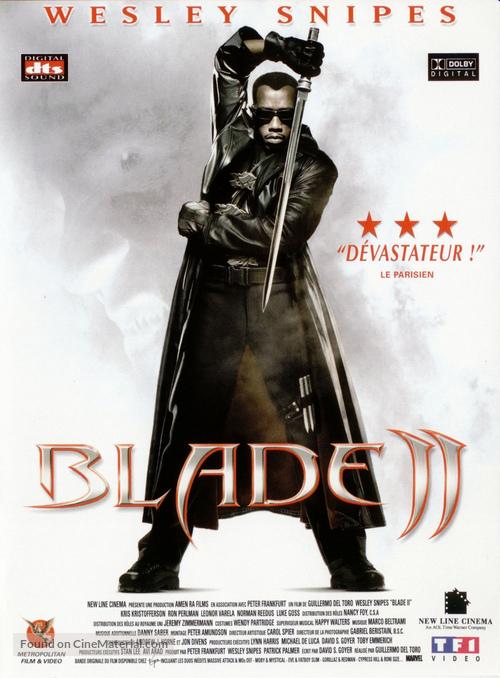 Blade 2 (2002) movie
