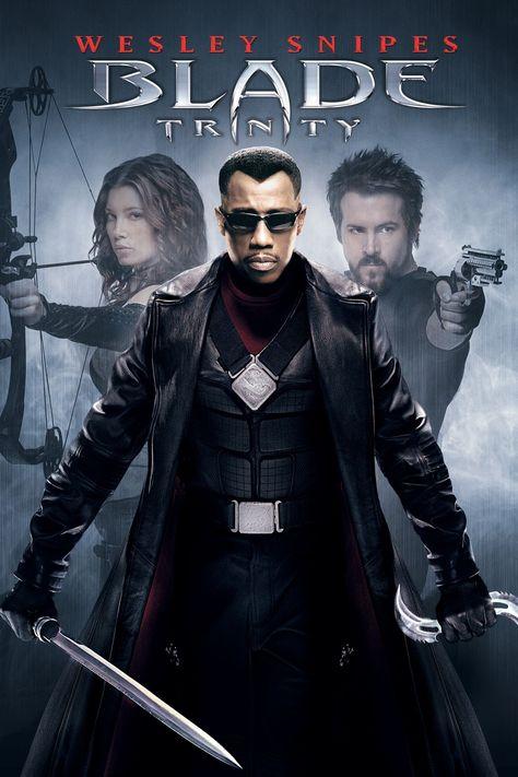 Blade 3 Trinity movie
