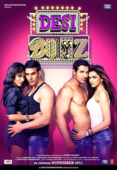 Desi Boyz (2011) 480p Hindi