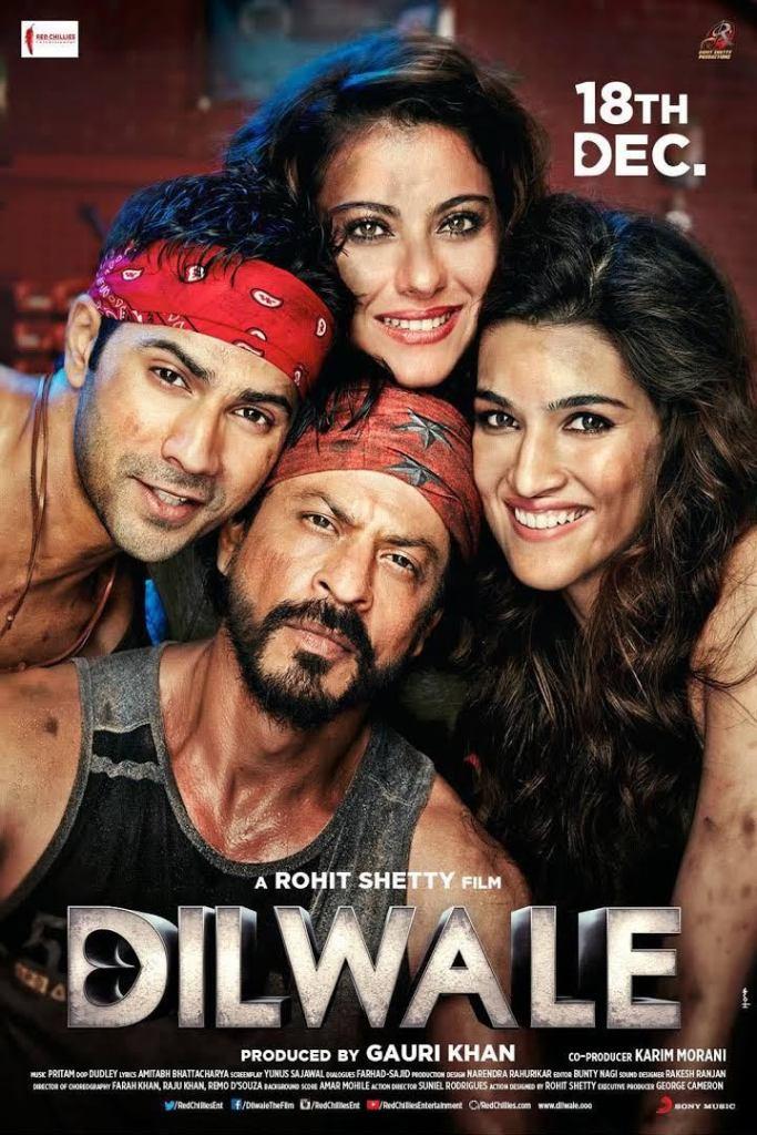 Dilwale 2015 hindi 1080p