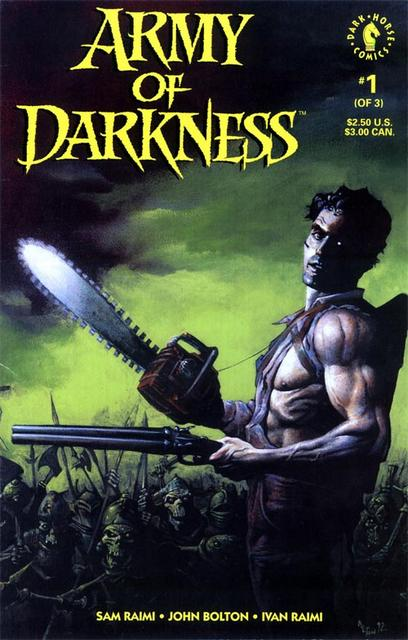 Evil Dead 3 Army of Darkness (1992) 480p Dual Audio