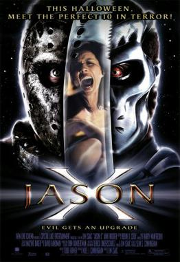 Jason X 2001 movie